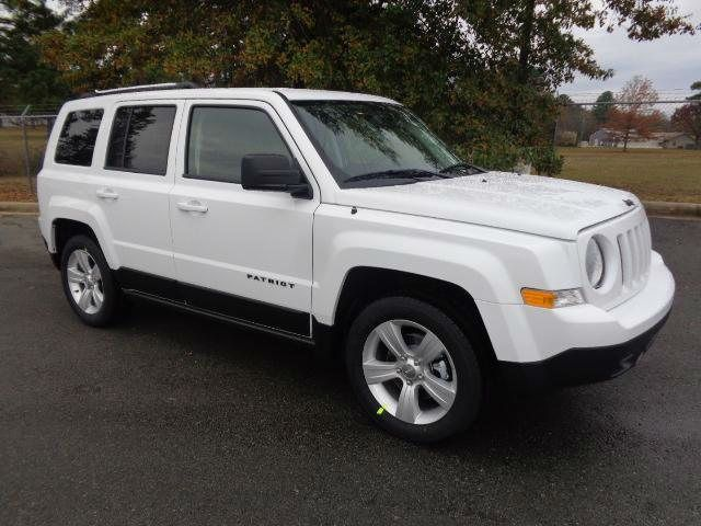 Jeep Patriot 2014 Thrive Ryde